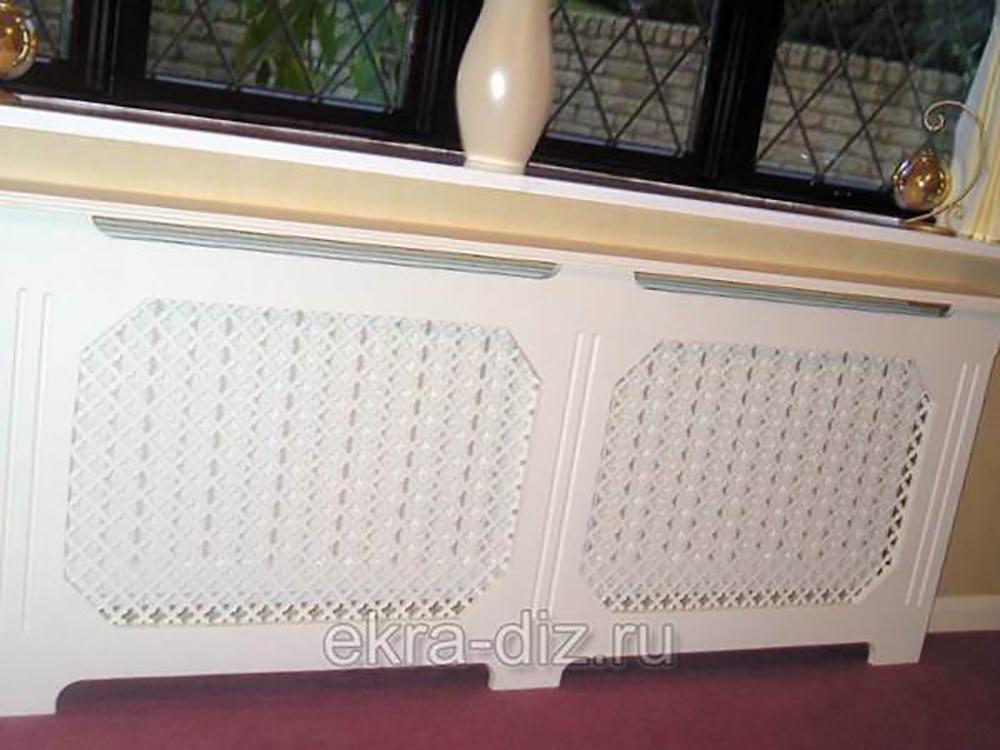 Экраны для батарей декоративные
