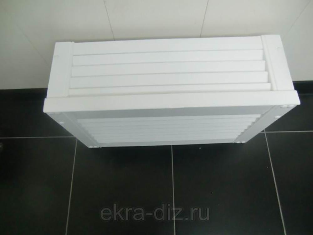 Экран короб для батарей отопления