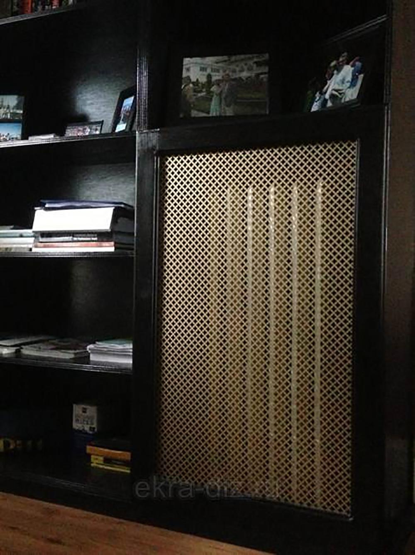 Металлические экраны для батарей
