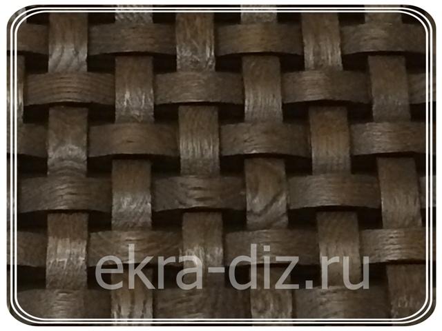 Деревянная решетка для батареи отопления серия «Массив» 3