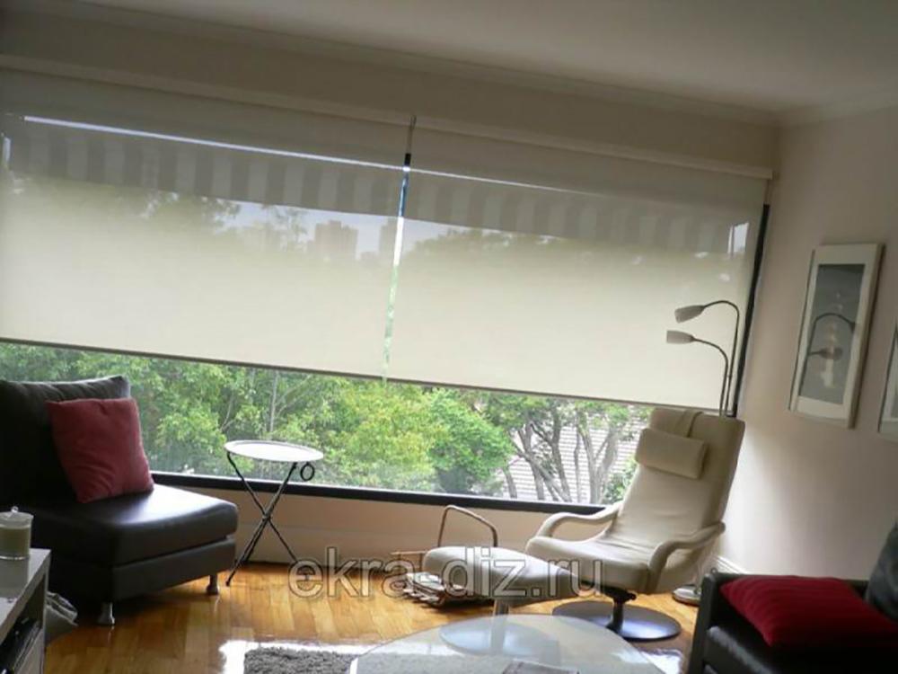 Купить рулонные шторы